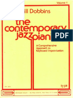 Bill Dobbins - The Contemporary Jazz Pianist Vol 1