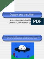 dewey and the alien