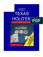 Free Steps to Winning Texas Hold Em
