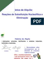 Aula 02 - Haletos de alquila, alcoois, éteres, compostos aromáticos e derivados.ppt