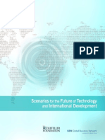 Scenarios for the Future of Technology and International Development - Rockefeller Foundation and Global Business Network