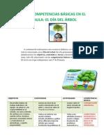 Competencias Básicas Día de El Árbol.docx