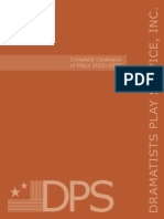 Dramatists suggested plays.pdf