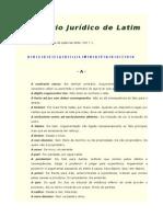 WL-DIC-Dicionario Juridico - LATIM.doc