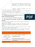 HY-TB3DV-N  3 axis driver board manual.pdf
