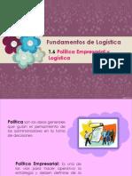 Subtema 1.6. Política Empresarial y Logística.pptx