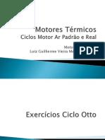 Exercícios - Ciclos Motor Ar-padrão.pptx