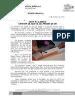 21 oct 2014 CAMPAÑA REGIONAL DE ACCESO A LA PRUEBA DE VIH-ISTMO ORIG.doc