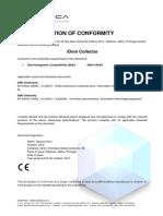 CE Declaration of Conformity IDom Collector