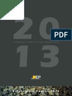 EP - Relatrio e Contas - 2013