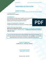 1 - Introducción a la Ley de la Educación No 070 Avelino Siñani- Elizardo Pérez.pdf