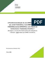 Monografia Rita Santoalha (2008) - Periodização Táctica.pdf