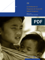 La evaluacion en programas de dpi.pdf
