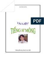 giao trinh tieng hmong
