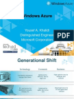 Windows Azure Overview TechEd v03