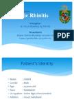 Case Rhinitis Allergy