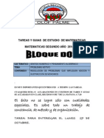 TAREAS Y GUIAS DE ESTUDIO  DE SEGUNDO AÑO 2014 (1).docx