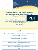 Updated Financing Youth and Family Services 4-17
