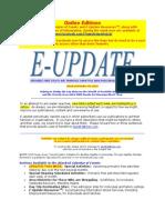 E-Update - October 26, 2014