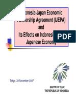 IJEPA dann Efeknya untuk Indonesia 7 Jepang