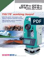 Sokkia DT 610.pdf