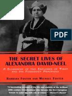 The Secret Lives of Alexandra David-Neel, 7th Ed