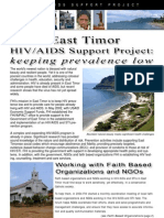FHI East Timor HIV-AIDS Support Project