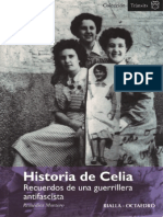 Montero Remedios - Historia De Celia Recuerdos De Una Guerrillera.pdf