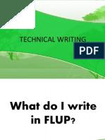 Module 2. Technical Writing_July15