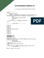 Compilado de Ejemplos CAp13.doc