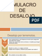SIMULACRO DE DESALOJO.pptx