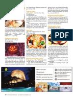 Press Club Hanoi Restaurant's Thai Cuisine Promotion Week Featured in Vietnam Heritage Magzine