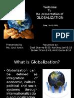 Globalization in McDonalds
