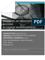 Design of an Industrial Building1
