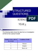 Structured Q.ppt