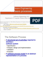 Class 1a Software Processes