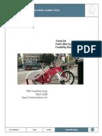 Public Bike Share Feasibility Study