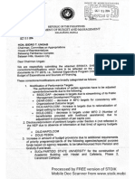 Summary of BS Aquino's 2015 Budget Errata