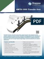 AWTS 1000 Leaflet