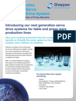 Table Ware Drive Leaflet