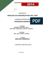 RESUMEN DEL PROYECTO AGROINDUSTRIA DEL CAFfee.doc