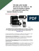 EL SECRETO DE LOS 10.doc