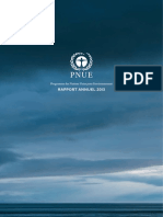 UNEP 2013 Annual Report  (French)