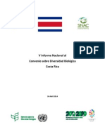V Informe nacional convenio sobre diversidad biológica 2014.pdf