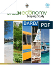 Barbados' Green Economy Scoping Study