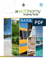 Barbados' Green Economy Scoping Study