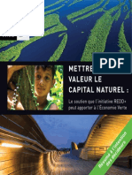 Building natural capital