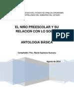 Programa de la materia El niño de preescolar y su relación con lo social.docx
