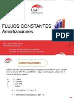 VALOR DEL DINERO - FLUJOS CONSTANTES -AMORTIZACIONES.ppt