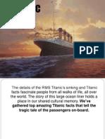 Titanic Facts - Copy